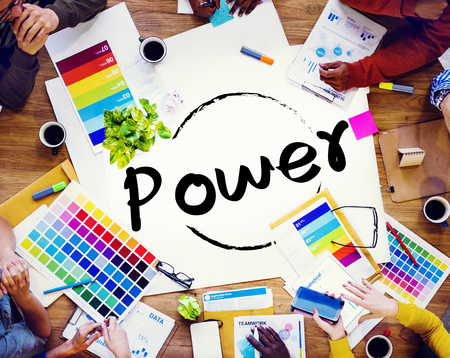 competence: Power Potential Competence Competency Energy Concept