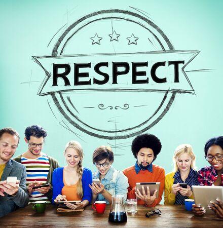 honestidad: Honestidad Respeto Regard Honorable Integridad Concepto