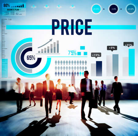 urban decline: Price Product Retail Value Expense Concept