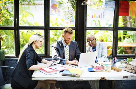 reuniones empresariales: Seminario Conferencia Encuentro Empresarial Equipo de Trabajo Concepto