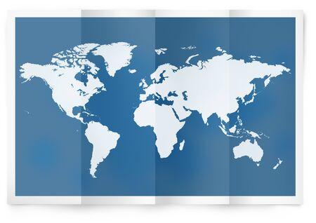 humankind: World Global Business Cartography Globalization International Concept