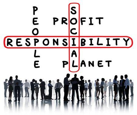 responsabilidad: Responsabilidad Social Fiabilidad Fiabilidad Concepto de �tica