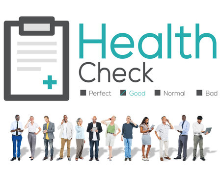 Health Check Diagnosis Medical Condition Analysis Concept 版權商用圖片 - 46599478