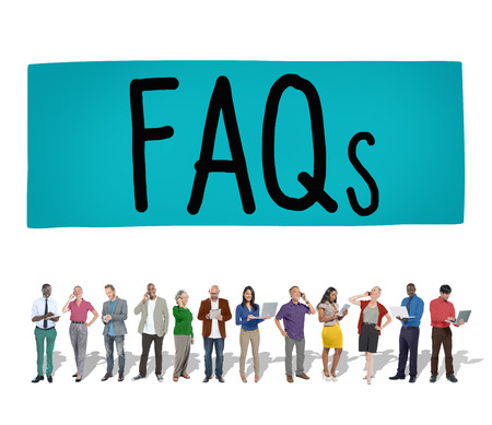 frequently: Frequently Asked Questions Faq Feedback Information Concept