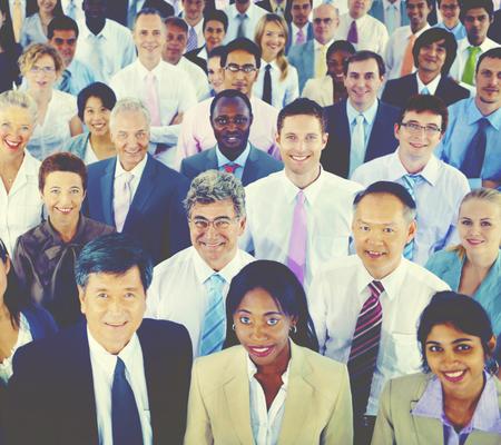 community: Diversity Business People Coorporate Team Community Concept