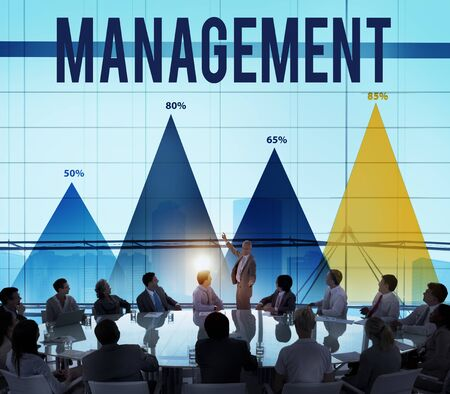 the example: Management Organization Manager Managing Concept