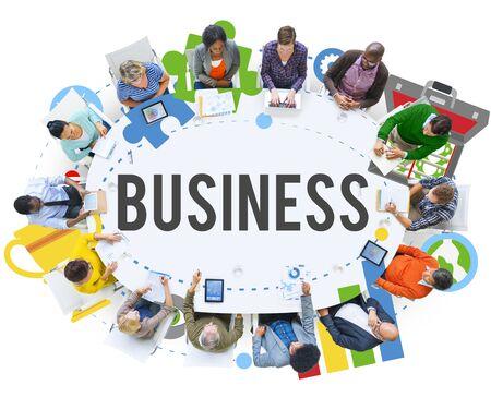 ejecutivo en oficina: Business Company Corporativo Empresarial Organizaci�n Concepto