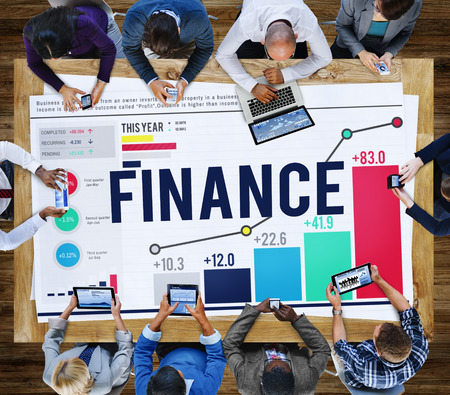 estrategia: Finanace Contabilidad Banca Concepto Dinero