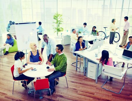 people relax: Business People Meeting Team Teamwork Support Concept
