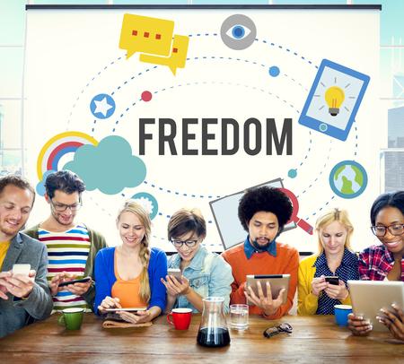 libertad: Libertad inspiración gratuito Emancipación Concepto Independencia