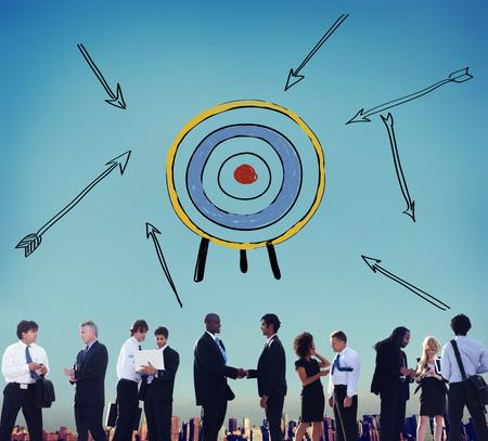 group goals: Goal Target Success Aspiration Aim Inspiration Concept