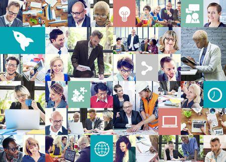 ソーシャルネットワー キングの技術コンテンツ コンセプト コミュニティ通信