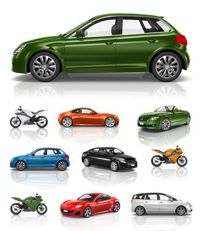 alloy wheel: Transportation Vehicle Car Motorcycle Performance Concept Stock Photo