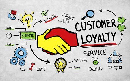 etica: La lealtad del cliente Servicio de Atención Soporte Herramientas Trust Concept