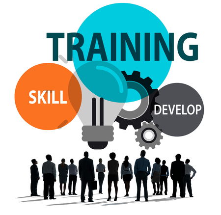 expertise concept: Training Skill Develop Ability Expertise Concept