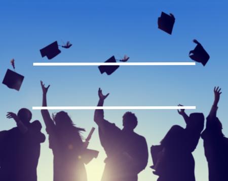 toga graduacion: Espacio en blanco del marco Creatividad Idea Concepto gratuitas de Gap