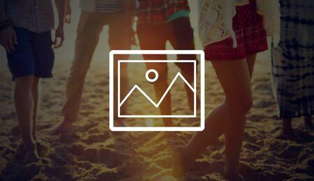 picture album: Photo Picture Album Pics Gallery Concept