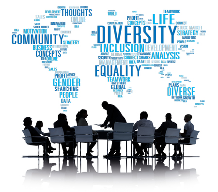 ethnicity: Diversity Ethnicity World Global Community Concept