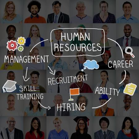 recursos humanos: Recursos Humanos Reclutamiento Empleo Concepto Carrera