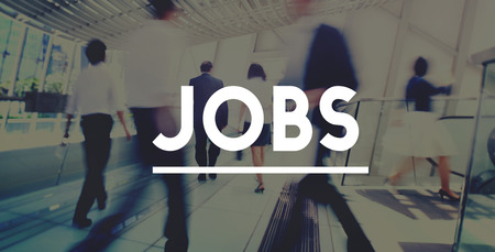 Jobs Werkgelegenheid Carrière Beroep Application Concept Stockfoto - 46774067
