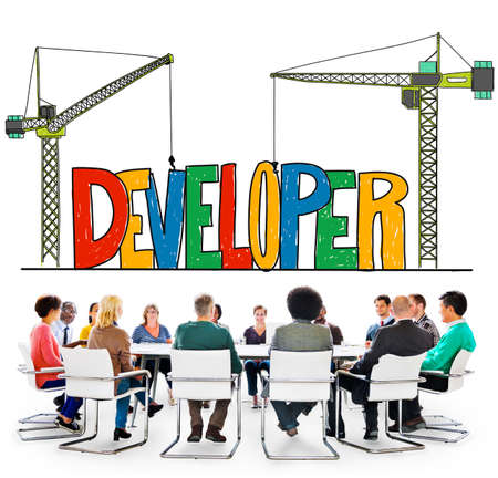 mangement: Developer Development Improve Skill Mangement Concept