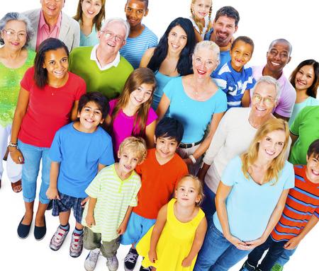 variation: Community Variation Diverse Ethnic Unity Friends Concept Stock Photo