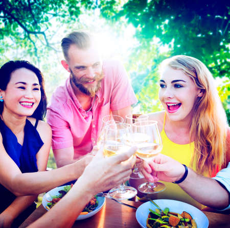 alcohol drinks: Friends Friendship Outdoor Chilling Togetherness Concept