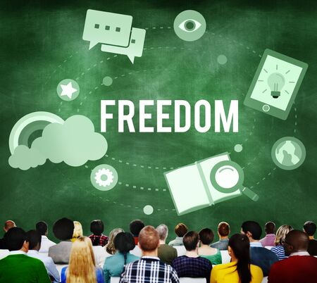 independencia: Libertad inspiraci�n gratuito Emancipaci�n Concepto Independencia