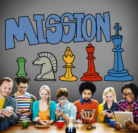 aspirations: Mission Aim Aspirations Solution Strategy Concept