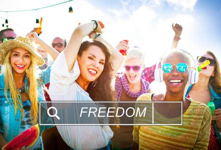 emancipation: Freedom Free Emancipation Independence Inspiration Concept