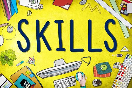 skill: Skills Ability Capacity Talent Technique Concept