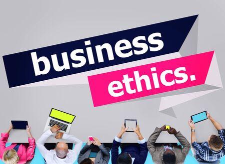 honestidad: Honestidad Ética Empresarial Integridad Confianza Concepto