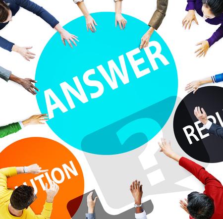 Respuestas Solución Respuesta Respuesta Problemas Concepto