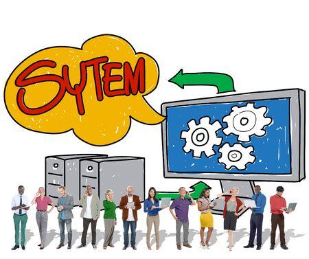 accessible: System Management Mechanic Accessible Progress Concept