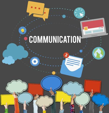 talk bubble: Communication Instant Messaging Chatting Talking Concept