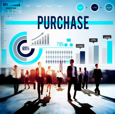 purchase: Purchase Retail Sale Marketing Buying Concept