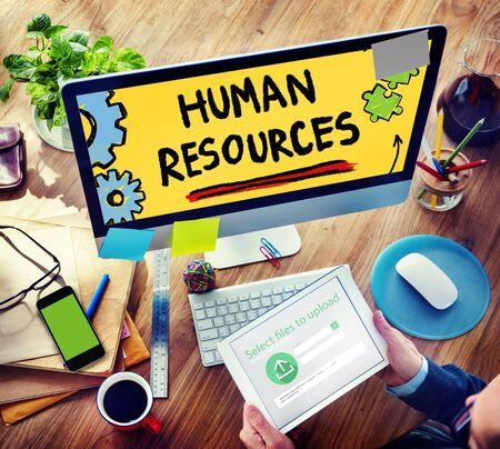 recursos humanos: Recursos Humanos Empleo Trabajo Reclutamiento Profesión Concepto