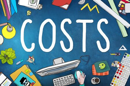 cash money: Costs Accounting Financial Money Cash Concept