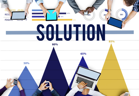 solution: Solution Decision Discovery Problem Solving Concept