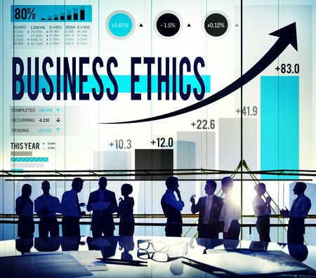 integrity: Business Ethics Integrity Moral Responsibility Concept