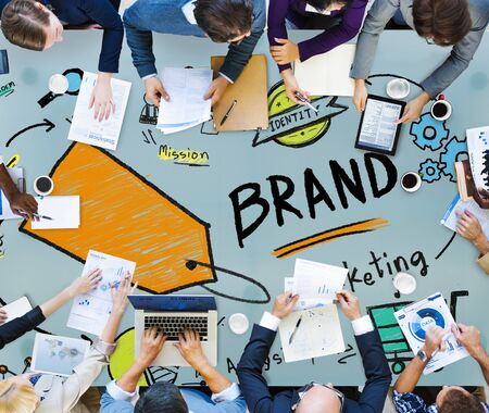 branding: Brand Branding Marketing Commercial Name Concept