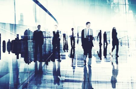 professional occupation: Ethnicity Business Professional Occupation Office Concept Stock Photo