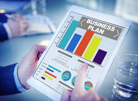 estrategia: plan de negocios estrategia gr�fico brainstorming idea info concepto