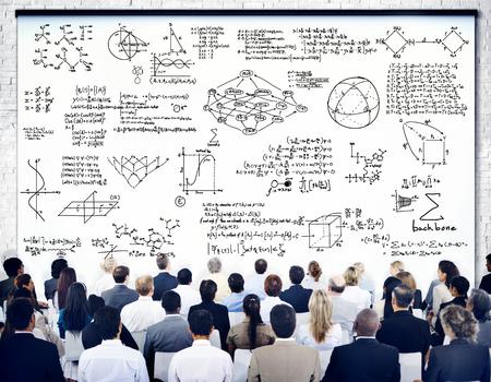 mathematical symbol: Formula Mathematics Equation Mathematical Symbol Geometry Information Concept Archivio Fotografico