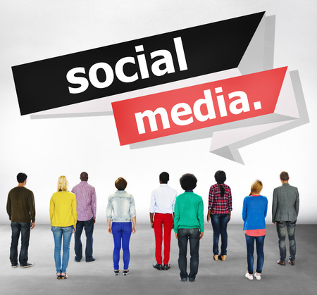 comunicação: Conceito Comunicação Social Media Internet Network