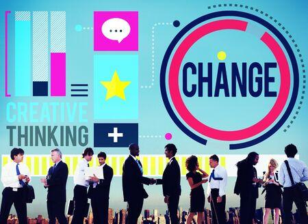revolution: Change Improvement Development Adapting Revolution Concept