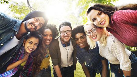 diversity: Diversity Friends Friendship Team Community Concept