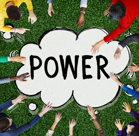 potential: Power Potential Competence Competency Energy Concept