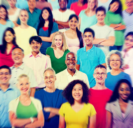 ethnicity: Diverse Diversity Ethnic Ethnicity Team Partnership Concept Stock Photo