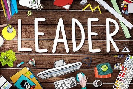 authoritarian: Leader Leadership Manager Management Director Concept Stock Photo
